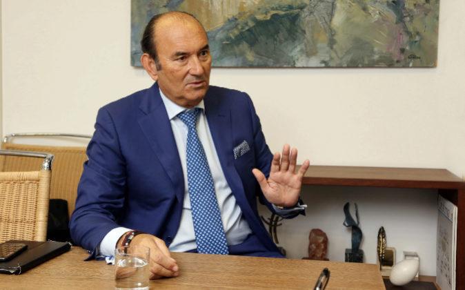 El empresario Félix Revuelta.