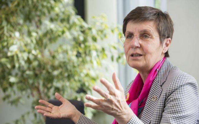 Elke Konig, presidenta del Mecanismo de Resolución europeo.