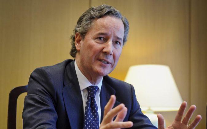 Enrique Casanueva, exresponsable regional de JPMorgan en Europa.
