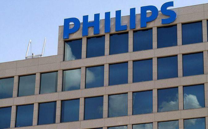 Oficinas de Philips.
