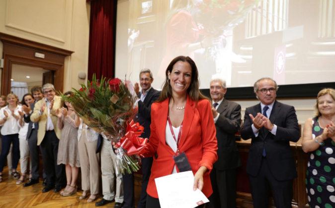 Mª Eugènia Gay, nueva decana del Colegio de la Abogacía de...