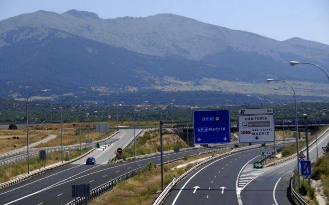 Autopista AP6 de Abertis