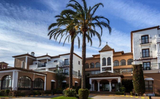 Imagen del hotel Barceló Isla Canela, propiedad de la Socimi Saint...