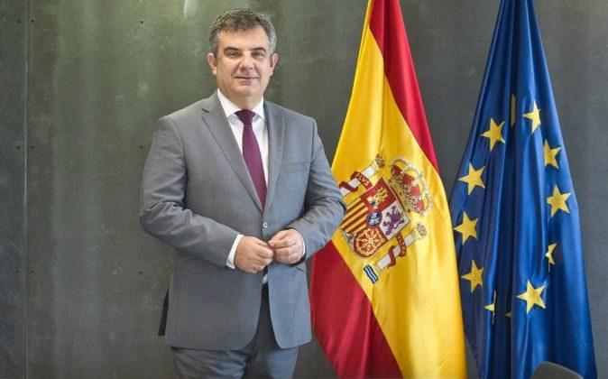 Juan María Vázquez, secretario general de Ciencia e Innovación y...