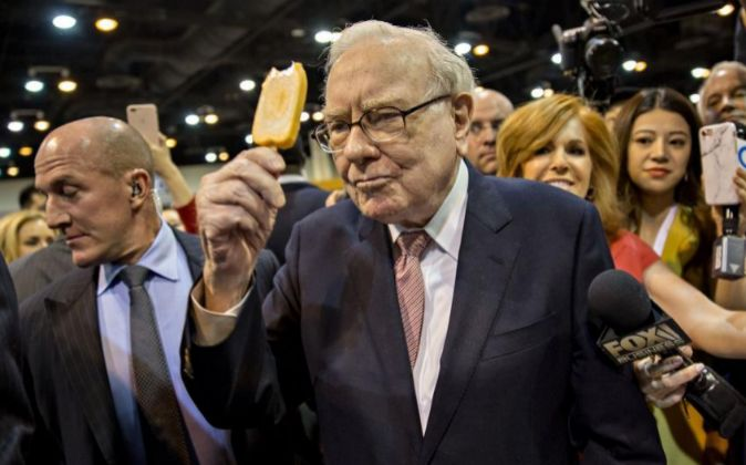 El multimillonario inversor, Warren Buffett