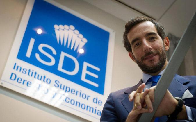 Juan José Sánchez Puig, director de ISDE.