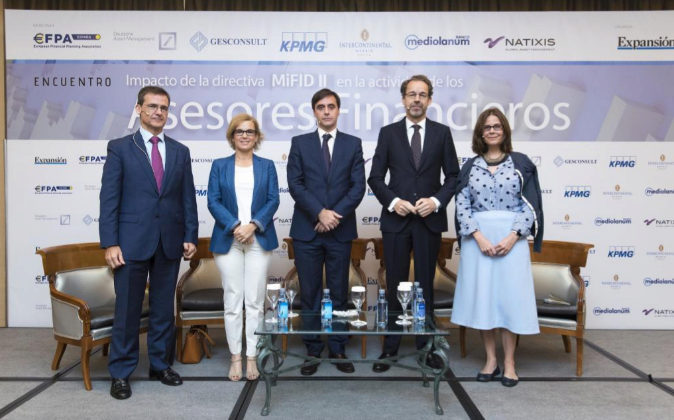 Evento MiFID II, impacto en la actividad de Asesores Financieros