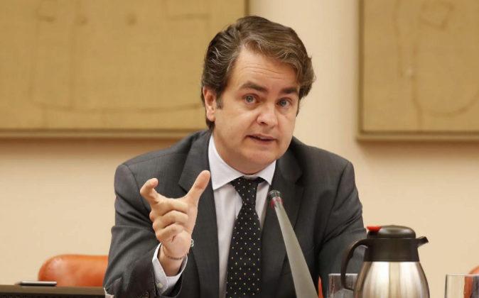 Roberto Bermúdez de Castro, secretario de la Presidencia y para las...