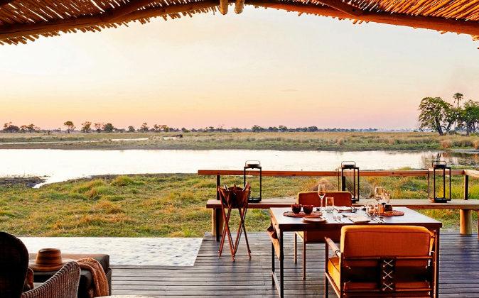 Botswana es uno de los países más fascinantes de África, lleno de...