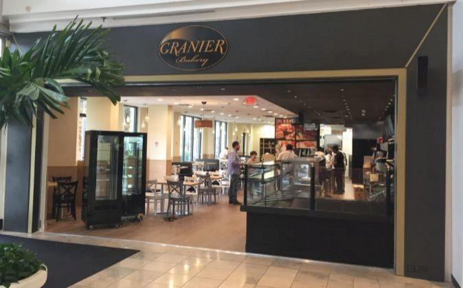 Panadería de Granier en Miami, Estados Unidos.
