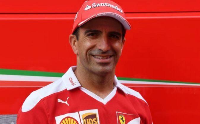 El piloto española Marc Gené.
