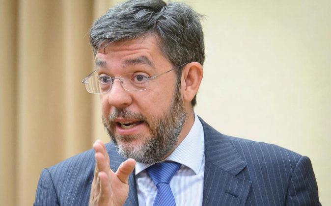 Alberto Nadal, Secretario de Estado de Presupuestos y Gastos, en una...