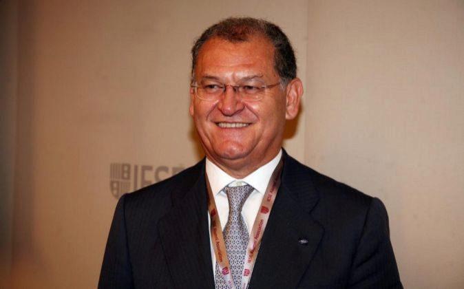 JOSE MANUEL MACHADO , EX PRESIDENTE DE FORD ESPAÑA.