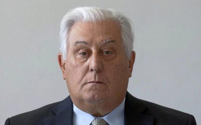 El inversor mexicano Antonio del Valle.