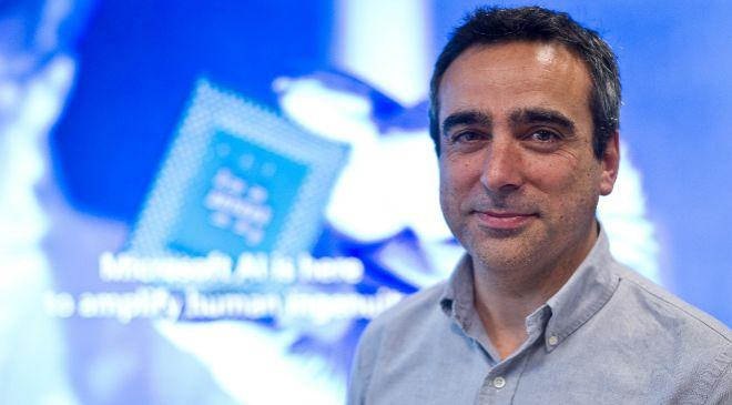 David Carmona, director general de Desarrollo de Negocio en...
