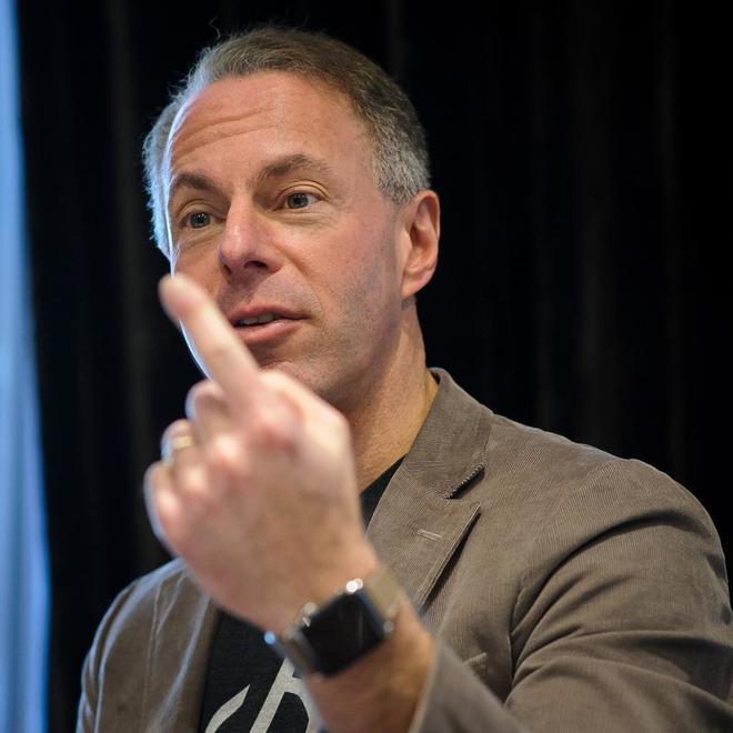 Devin Wenig, CEO de eBay.