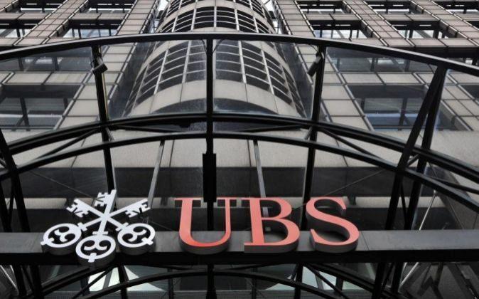 Sede de UBS en Londres.
