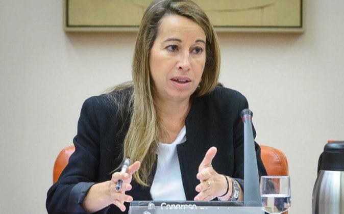 Elena Collado, secretaria de Estado de Función Pública.
