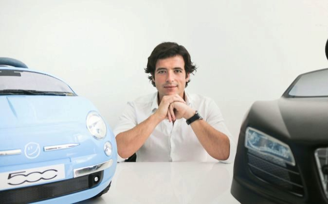 Mario Carranza, CEO de Amovens.