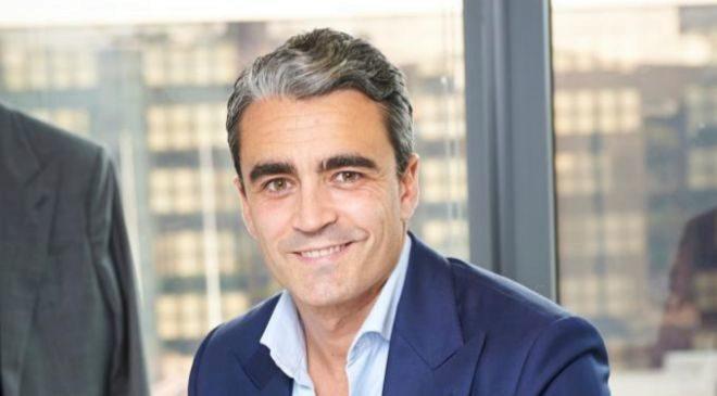 Jaime del Valle, 'chief marketing officer' de L'Oreal...