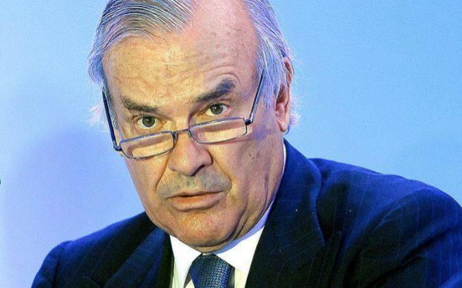 Rodrigo Echenique, presidente de Popular.