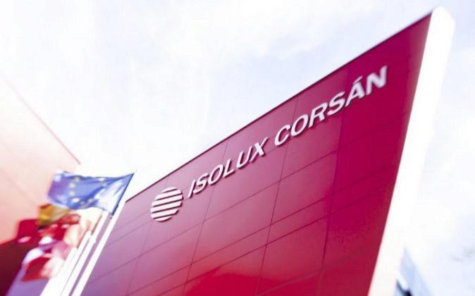 Sede de Isolux Corsán en Madrid.