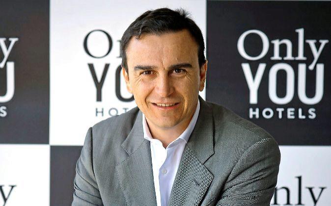 Abel Matutes Prats es el director general de la multinacional hotelera...