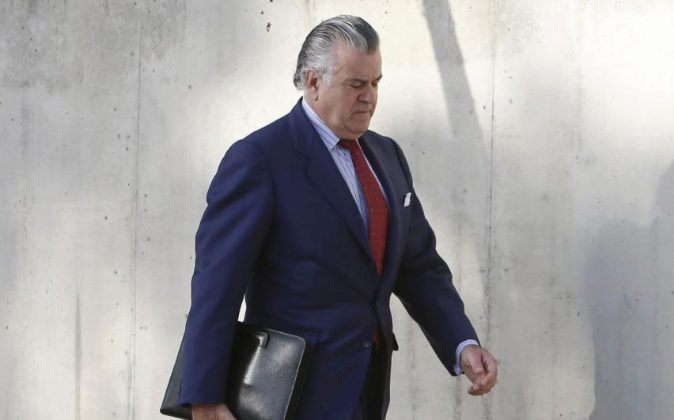 Luis Bárcenas, extesorero del PP, en una fotografía de archivo.