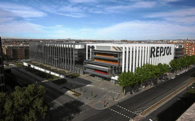 Sede de Repsol.