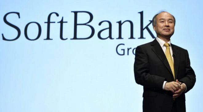 Masayoshi Son, fundador de SoftBank.