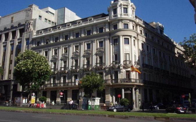 Sede de la Comisión Nacional de los Mercados y la Competencia, en...