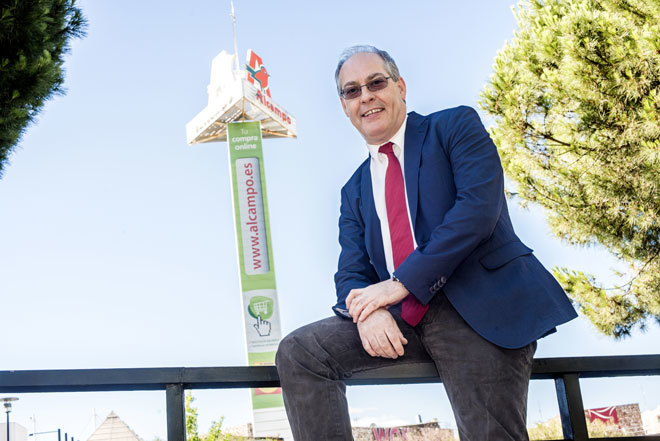 Juan Luis Miranda | Director E-commerce Auchan Retail España