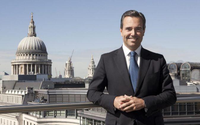 Antonio Horta-Osório, consejero delegado de Lloyds, estuvo de baja...