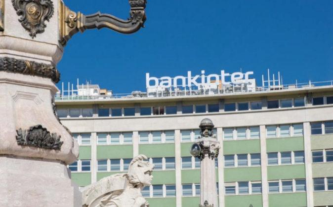 Sede de Bankinter en Lisboa, Portugal.