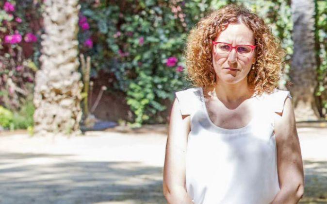 Nuria López, secretaria general de CCOO Andalucía.