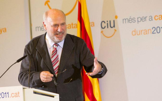 Joaquim Molins, exconseller de comercio y turismo con el Govern de...