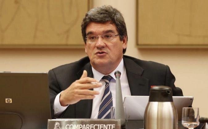 José Luis Escribá, presidente de Airef.