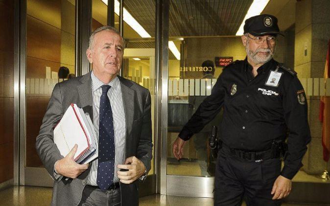 Manuel Fernández de Sousa, expresidente de Pescanova, se mantiene...