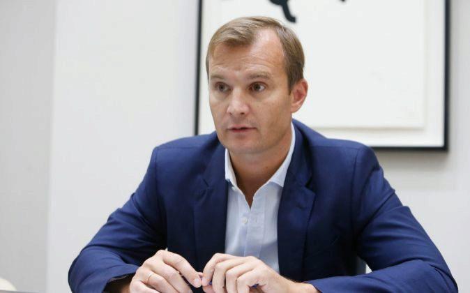 Meinrad Spenger, consejero delegado de MásMóvil