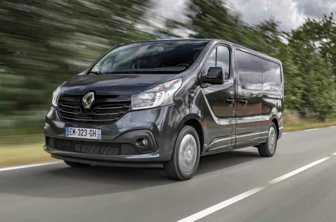 Renault Trafic Spaceclass Lujo Sin Prejuicios
