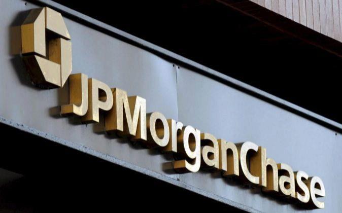 Logo de JPMorgan.