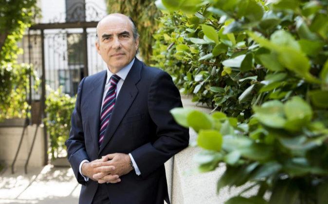 Diego Lozano, socio director de Pinsent Masons en España.