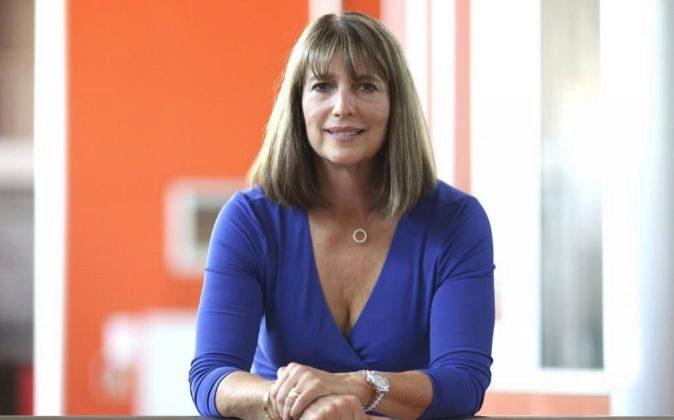 Carolyn McCall, consejera delegada de easyJet.