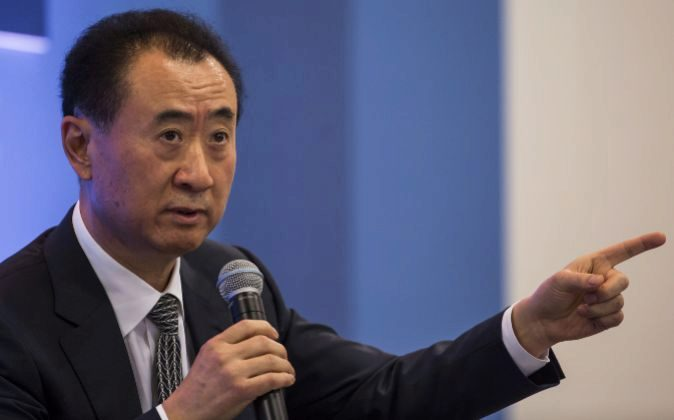 Wang Jianlin, fundador de Wanda y una de las mayores fortunas chinas.