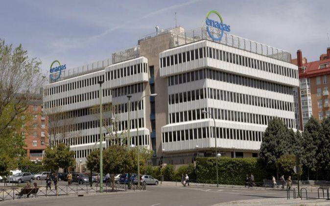 Sede de Enagás en Madrid.
