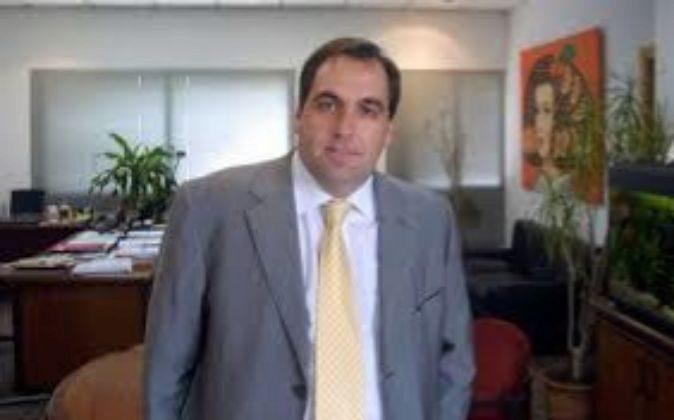 El empresario Vicente Cotino.