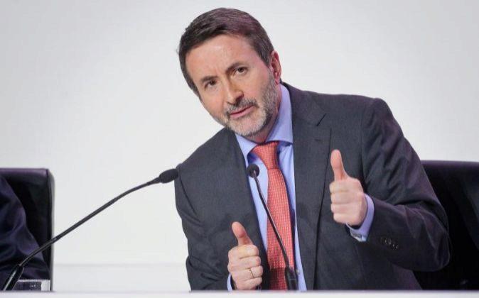 Josu Jon Imaz es consejero delegado de Repsol desde 2014, pero en 2015...