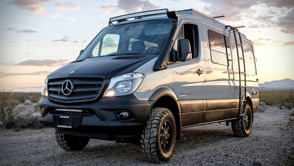 Mercedes Sportsmobile Sprinter 4x4