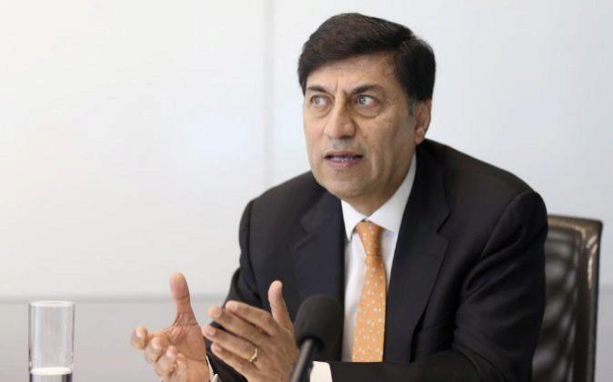 Rakesh Kapoor, consejero delegado de Benckiser Group.
