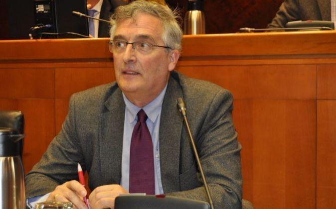 Joaquín Olona, consejero de Desarrollo Rural y Sostenibilidad del...